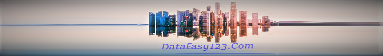 Welcome to DataEasy123.Com!